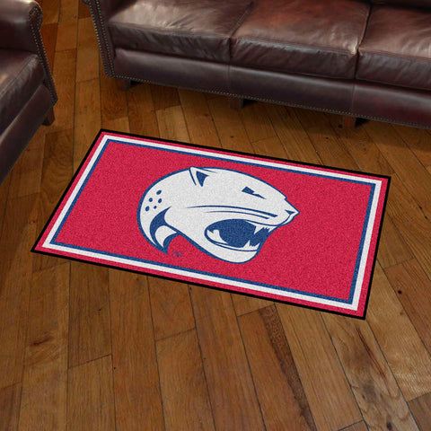 South Alabama Jaguars 3 x 5 area rug
