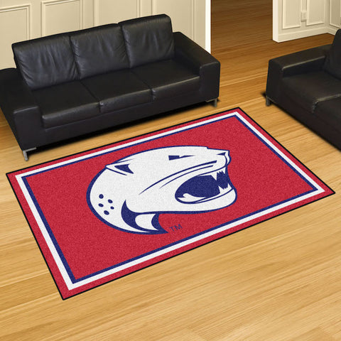 South Alabama Jaguars 5 x 8 area rug
