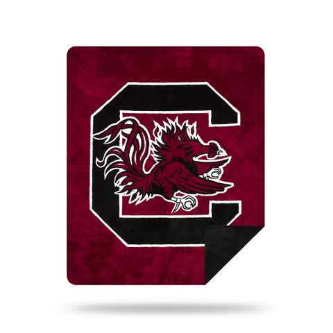 South Carolina Gamecocks Denali blanket