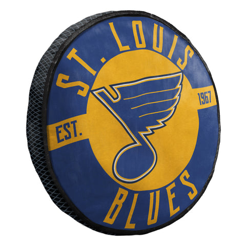 NHL St. Louis Blues Cloud Travel Pillow - Bed, Bath, And My Team