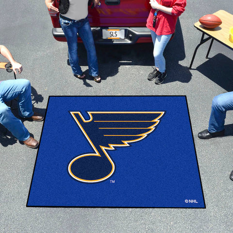 NHL St. Louis Blues TAILGATER Mat - Bed, Bath, And My Team