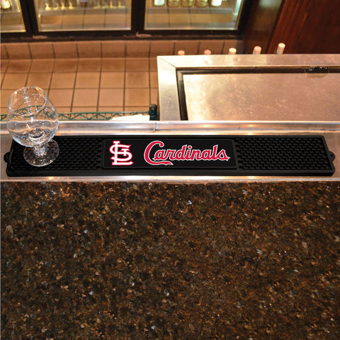 St. Louis Cardinals Bar Drink Mat