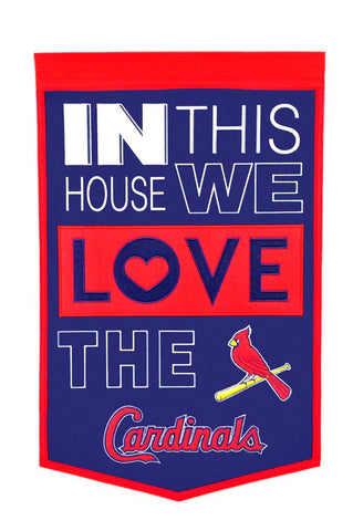 St. Louis Cardinals Home Banner
