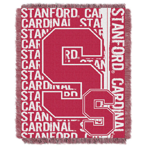 Stanford Cardinal Woven Tapestry