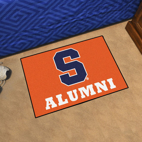 Syracuse Orange Alumni Rug