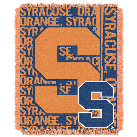 Syracuse Orange Woven Tapestry