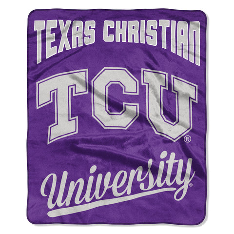 TCU Horned Frogs Alumni Blanket