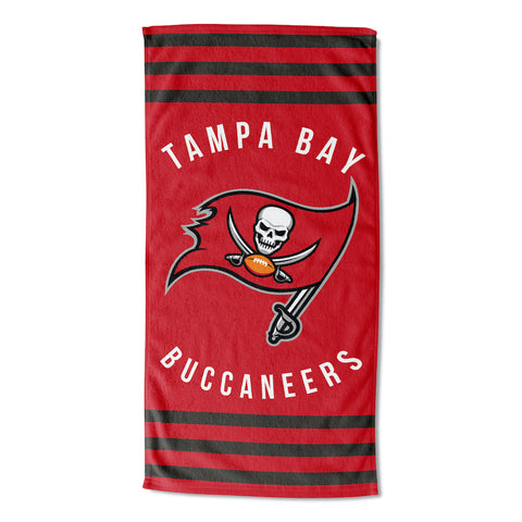NFL Tampa Bay Buccaneers Beach Towel - Bed, Bath, And My Team