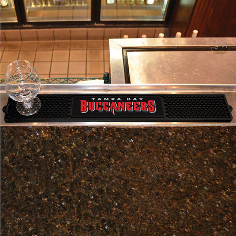 NFL Tampa Bay Buccaneers Bar and Drink Mat - Bed, Bath, And My Team