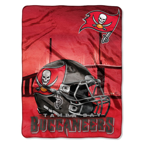 Tampa Bay Buccaneers large silk touch blanket