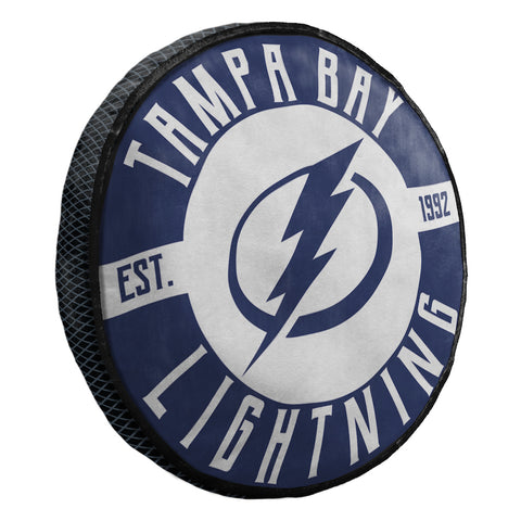 NHL Tampa Bay Lightning Cloud Travel Pillow - Bed, Bath, And My Team