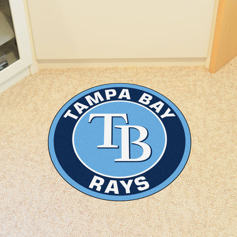 Tampa Bay Rays Roundel Mat