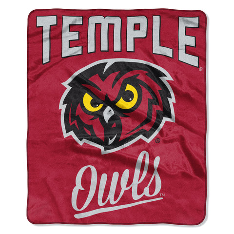 Temple Owls Alumni Blanket