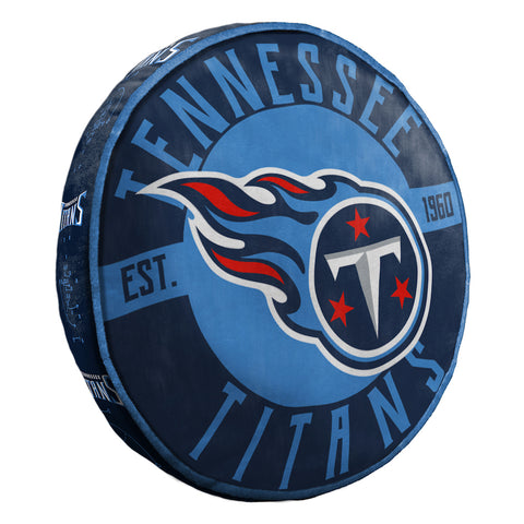Tennessee Titans Cloud Pillow