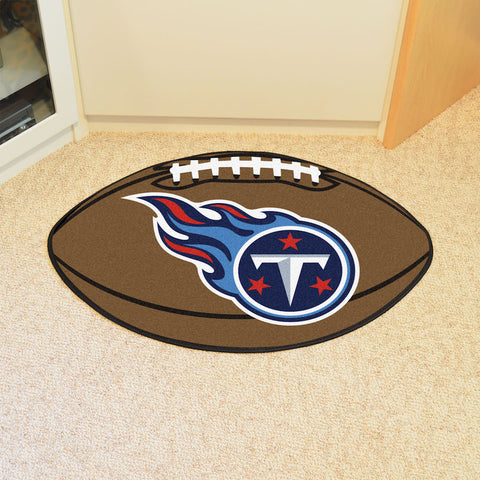 Tennessee Titans Football Mat