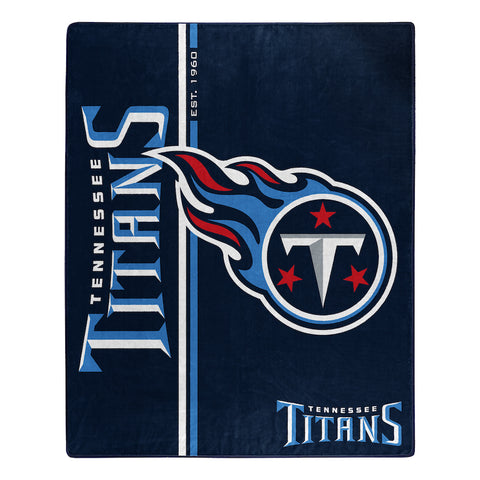 Tennessee Titans Jersey Blanket