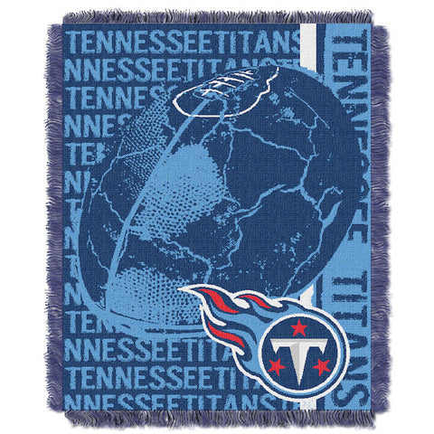 Tennessee Titans Woven Tapestry