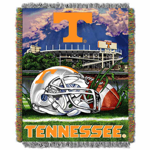 Tennessee Volunteers Home Field Advantage Tapestry