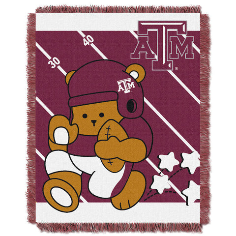 Texas A&M Aggies Baby Blanket