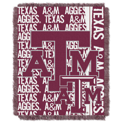 NCAA Texas A&M Aggies Woven Decorative Tapestry - Bed, Bath, And My Team