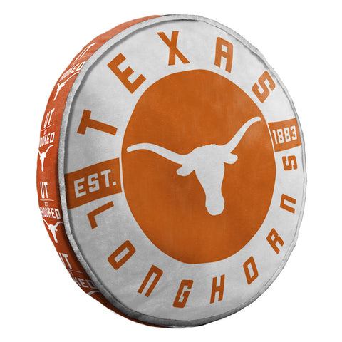 NCAA Texas Longhorns Cloud Travel Pillow - Bed, Bath, And My Team