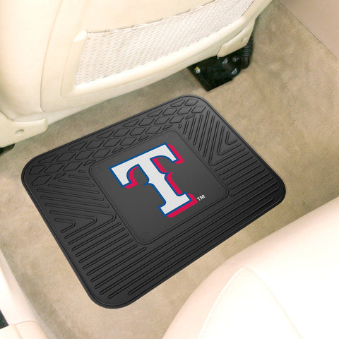 MLB Texas Rangers Small Utility Mat - Bed, Bath, And My Team