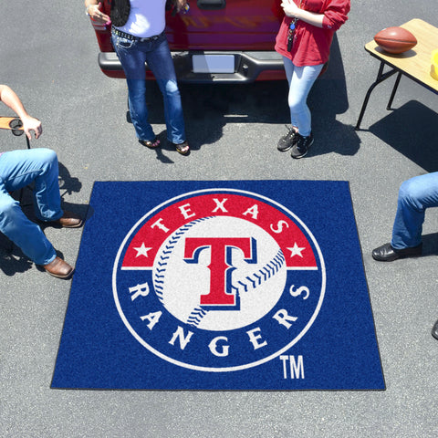 MLB Texas Rangers TAILGATER Mat - Bed, Bath, And My Team