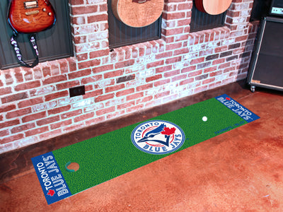 MLB Toronto Blue Jays Putting Green Mat - Bed, Bath, And My Team