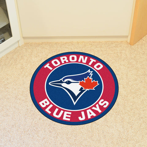 MLB Toronto Blue Jays Roundel Mat - Bed, Bath, And My Team