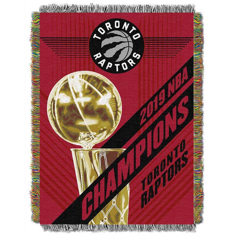 NBA Toronto Raptors 2019 NBA Finals Champions Tapestry - Bed, Bath, And My Team