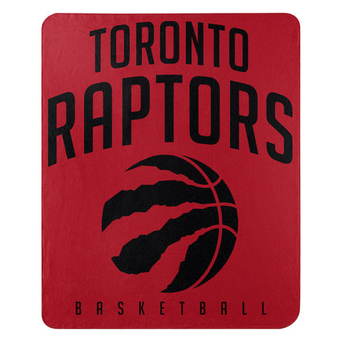 NBA Toronto Raptors Fleece Throw ~ 50 x 60 - Bed, Bath, And My Team