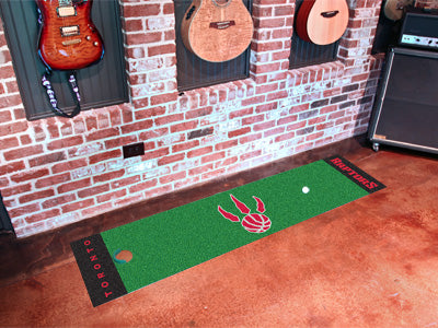 NBA Toronto Raptors Putting Green Mat - Bed, Bath, And My Team