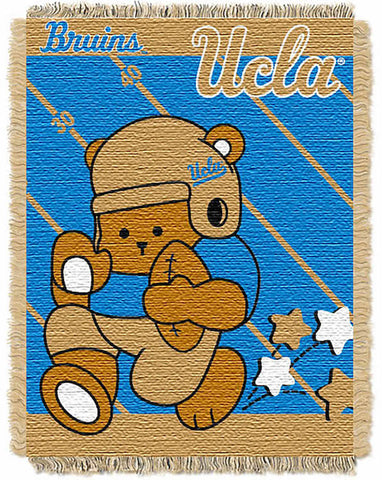UCLA Bruins Baby Blanket