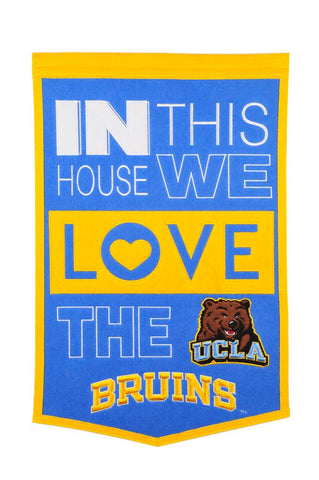 UCLA Bruins Home Banner