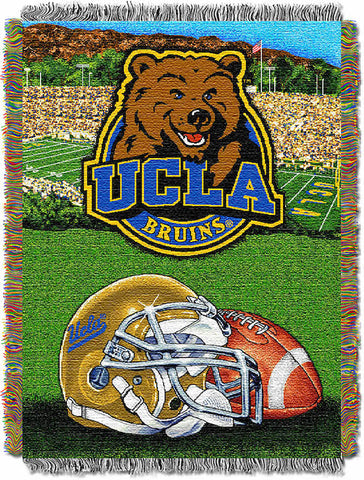 UCLA Bruins Home Field Advantage Tapestry