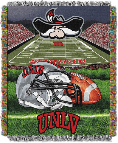 UNLV Rebels Home Field Advantage Tapestry