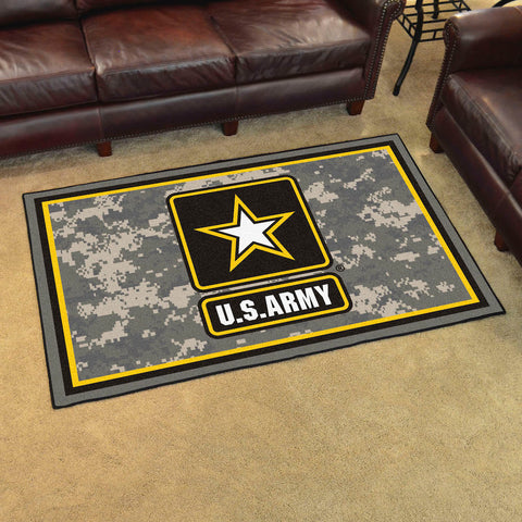 US Army 4 x 6 area rug