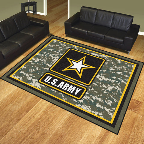 US Army 8 x 10 area rug