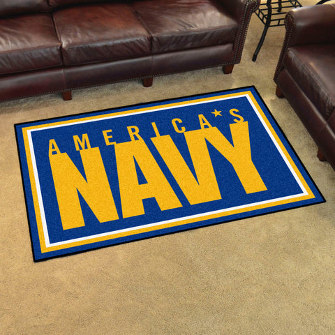 US Navy 4 x 6 area rug