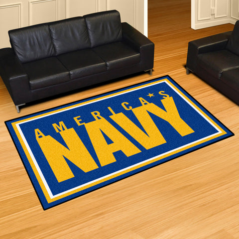 US Navy 5 x 8 area rug