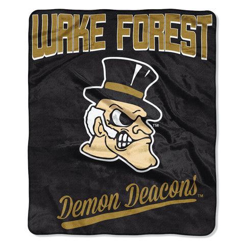 Wake Forest Demon Deacons Alumni Blanket