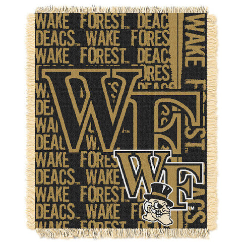 Wake Forest Demon Deacons Woven Tapestry