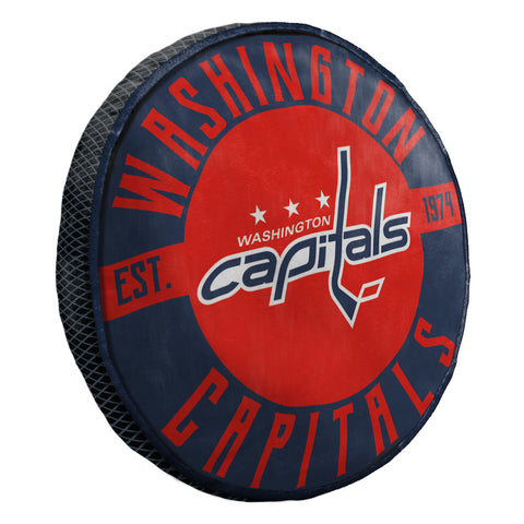 NHL Washington Capitals Cloud Travel Pillow - Bed, Bath, And My Team