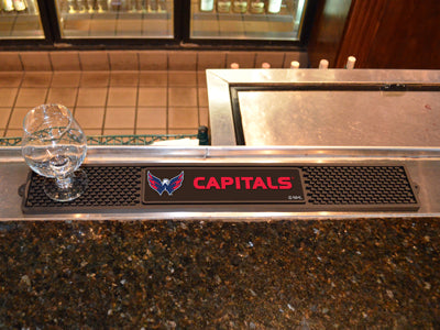 NHL Washington Capitals Bar and Drink Mat - Bed, Bath, And My Team