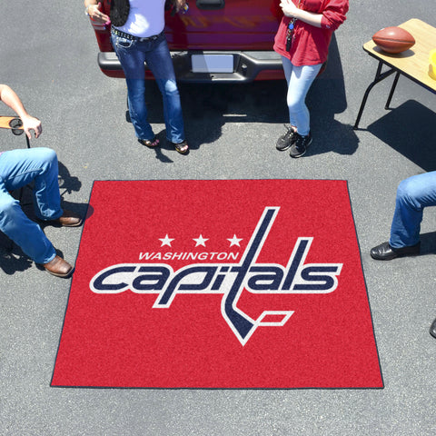 NHL Washington Capitals TAILGATER Mat - Bed, Bath, And My Team