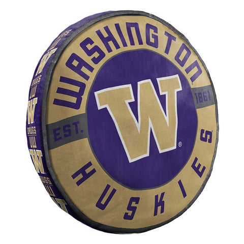 NCAA Washington Huskies Cloud Travel Pillow - Bed, Bath, And My Team