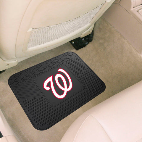 MLB Washington Nationals Small Utility Mat - Bed, Bath, And My Team