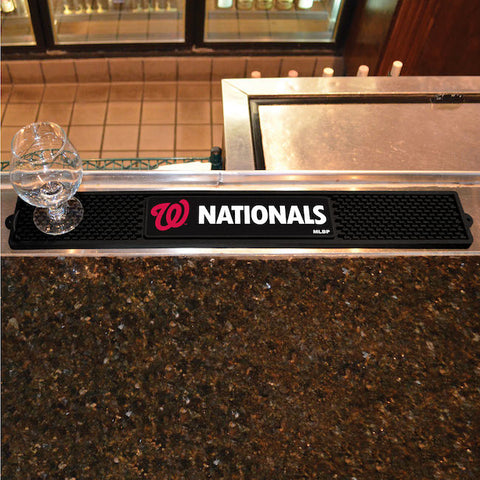 MLB Washington Nationals Bar and Drink Mat - Bed, Bath, And My Team