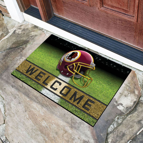 Washington Redskins Crumb Doormat