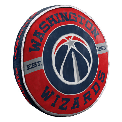 NBA Washington Wizards Cloud Travel Pillow - Bed, Bath, And My Team